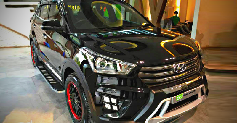 5 'modified' Hyundai Creta SUVs of India