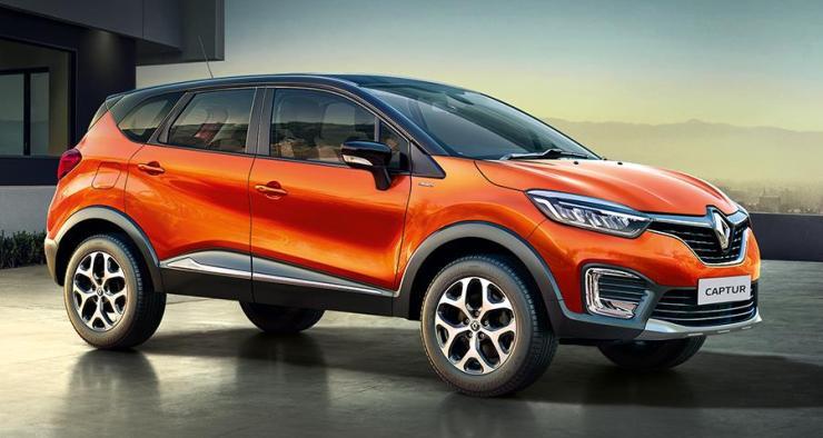 Renault Captur gets attractive EMI schemes to boost sales