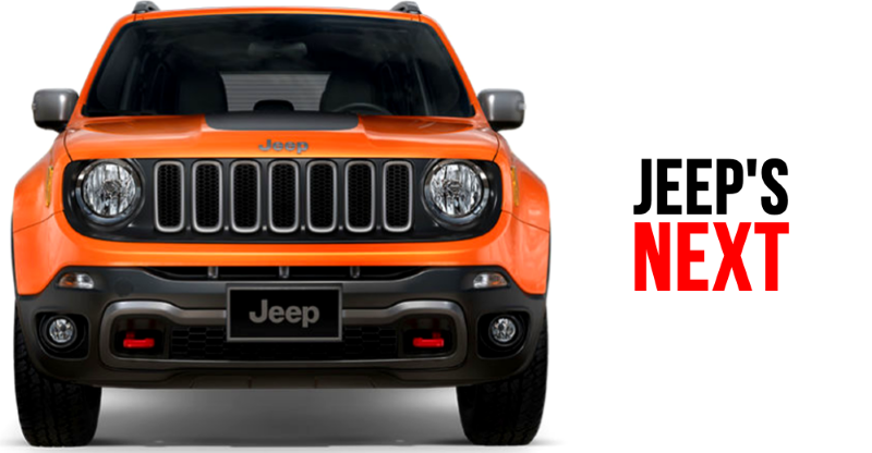 India-bound Jeep Renegade:10 things you DON'T know about