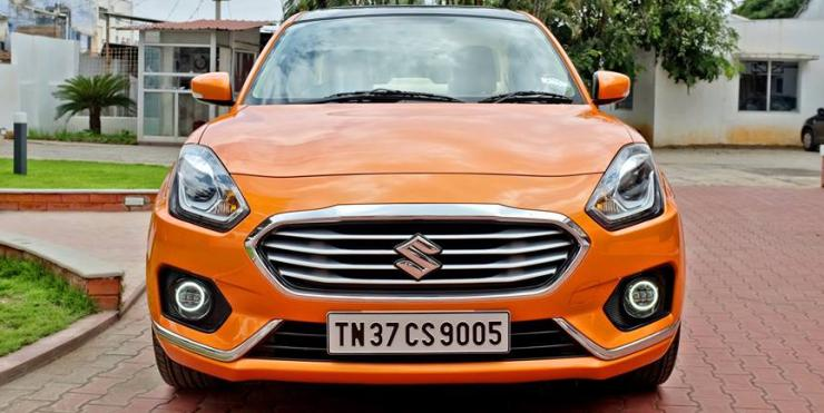 KitUp Modified All-New Maruti Dzire 1
