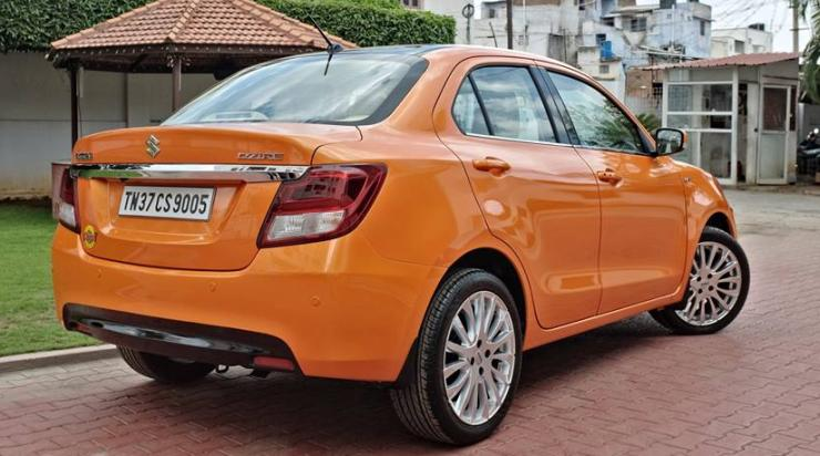 KitUp Modified All-New Maruti Dzire 3