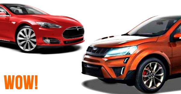 Soon, Mahindra will take on Tesla