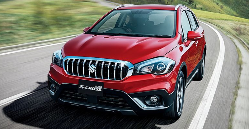 Exclusive Maruti S Cross Facelift Details Revealed Before India Launch