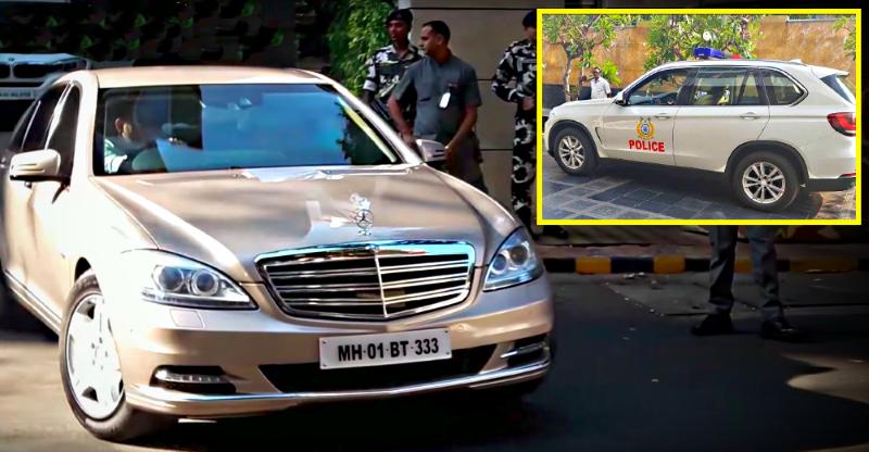 India's richest man Mukesh Ambani's motorcade: Here's how he rolls! [VIDEO]