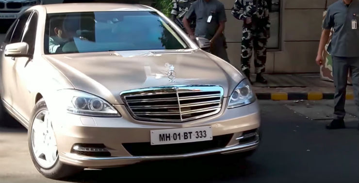 This Is How Ambani Goes To Work In A Rs 14 Crore Rupee Luxury Car