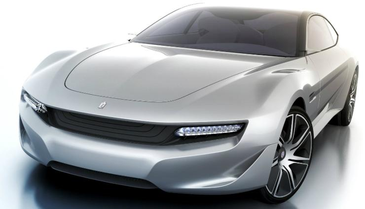Pininfarina Electric Car 1