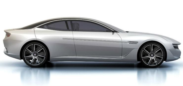 Pininfarina Electric Car 2