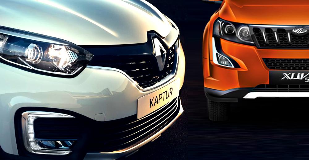 Renault India CEO: Captur SUV to target Mahindra XUV500