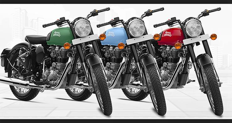 Royal Enfield Classic propels motorcycle maker to highest ever sales