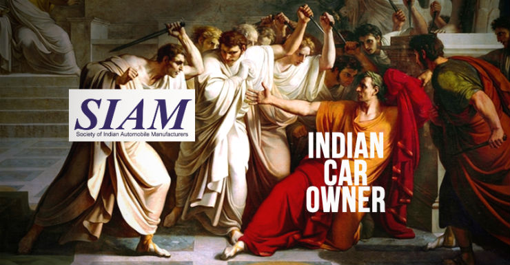 Car manufacturers to Indian Govt: BAN all 15 year-old cars