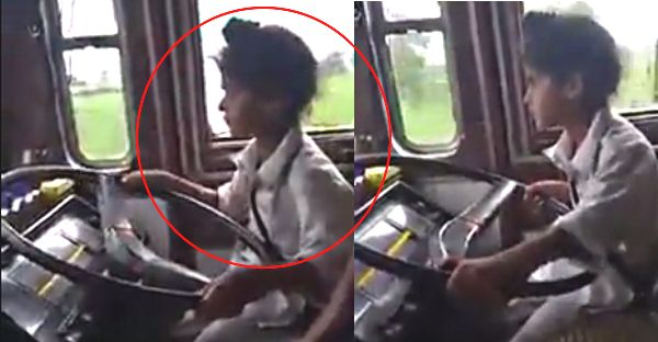 [Video] Indian kid driving a truck on the highway shows how lightly we take safety
