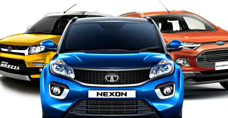 5 SOLID reasons why the Nexon is a much better buy than the Brezza/EcoSport