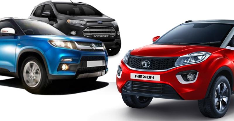 Tata Motors President: Nexon far superior to Brezza/Ecosport