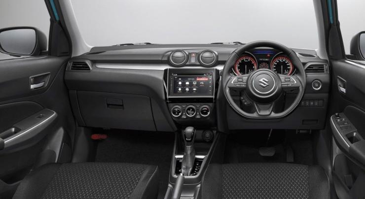 2018 Maruti Suzuki Swift 2