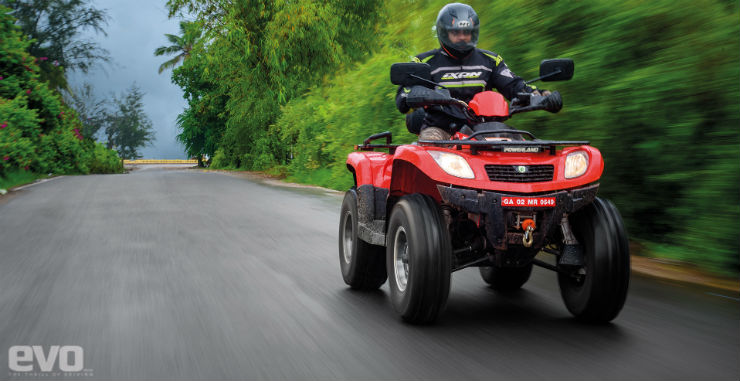 This Is Indias Only Road Legal Atv