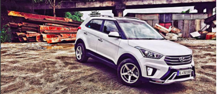 10 Wild & Wacky, modified Hyundai Creta SUVs of India