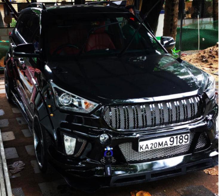 Car Bumper Guard >> 10 Wild & Wacky, modified Hyundai Creta SUVs of India