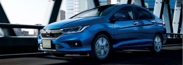 Honda Grace shown for representational purposes