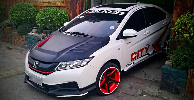 Modified Silver Cars >> 10 MODIFIED Honda City sedans from India