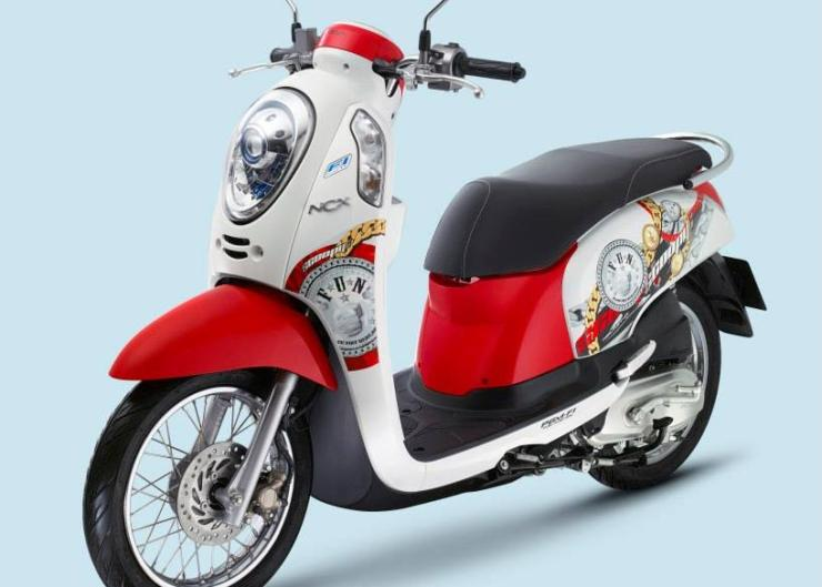 Hondas Next 2 Launches A New Automatic Scooter Motorcycle