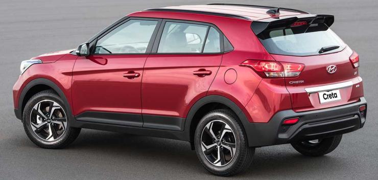 Hyundai Creta Facelift 2