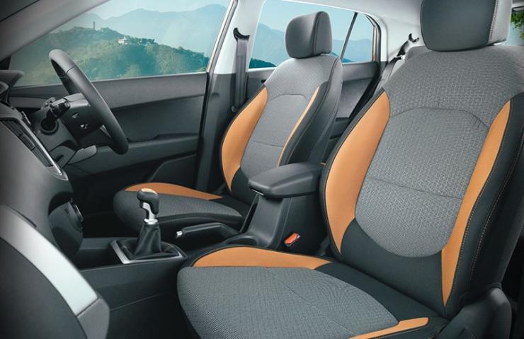 Hyundai Creta Interior Update