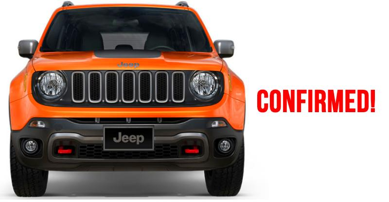 Vitara Brezza Challenging Compact Suv From Jeep For India Confirmed