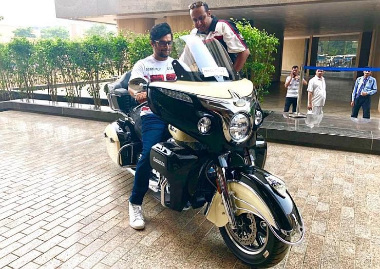 Used Hayabusa In Mumbai >> Indian Roadmaster cruiser motorcycle is actor Madhavan's latest ride