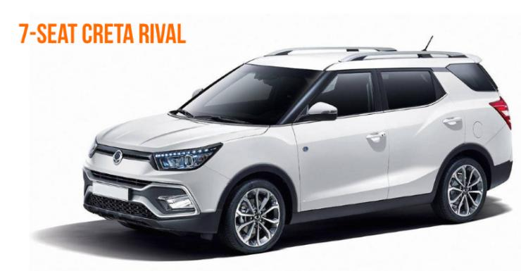 7 Seat Mahindra S201 Xl Compact Suv Also Launching In India