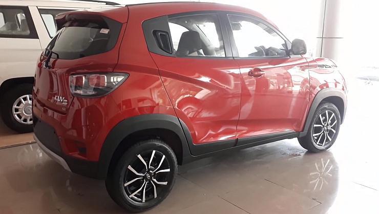 Mahindra KUV100 Facelift 2