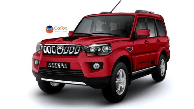 Mahindra Scorpio Facelift SUV Render 1
