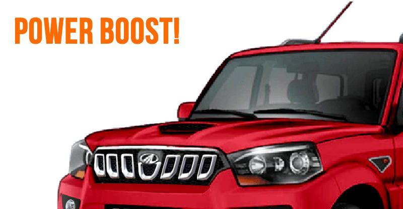 Mahindra Scorpio, XUV500 & Marazzo to get turbo petrol engines