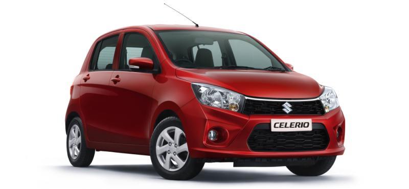 Maruti Celerio Facelift Featured