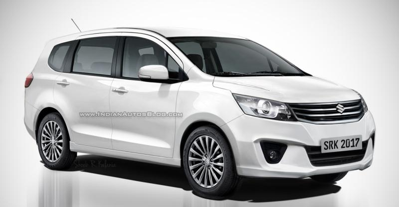 Maruti To Launch Rugged Ertiga Based Mpv Amp 7 Seat Wagonr