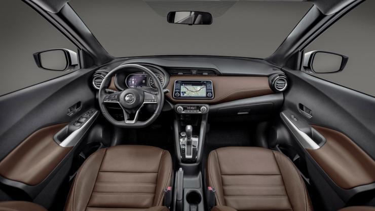 Nissan Kicks Compact SUV 2