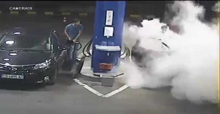 Petrol Bunk Fire Featured