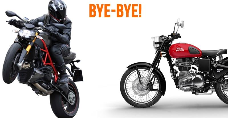 Royal Enfield/Hero Motocorp CANNOT buy Ducati