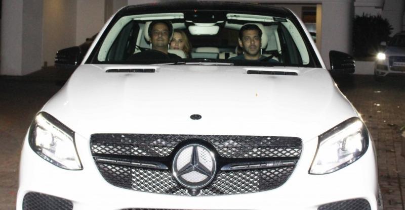 Salman Khan And His Exotic Cars Amp Suvs
