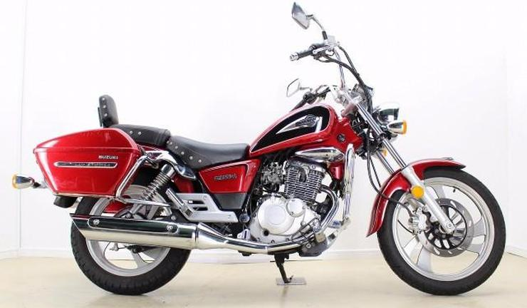 Suzukis Gixxer Based 150cc Cruiser Motorcycle Launching Soon To