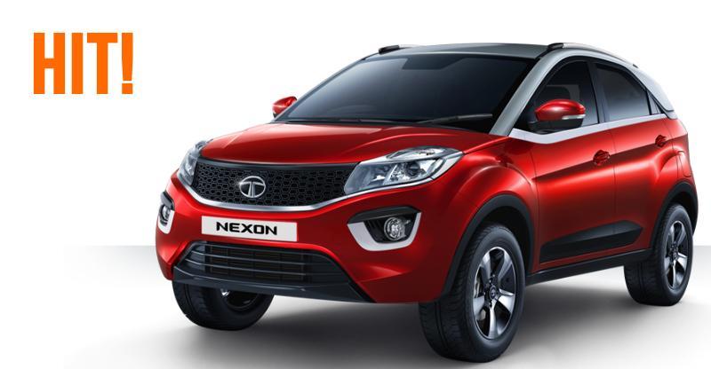Tata Nexon Sales Featured