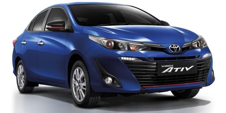 Toyota Yaris Atiq 1