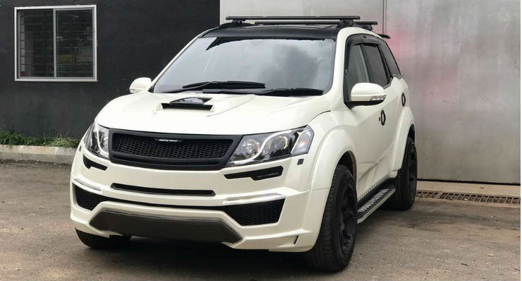10 Interesting Modified Mahindra Xuv500 Suvs Of India