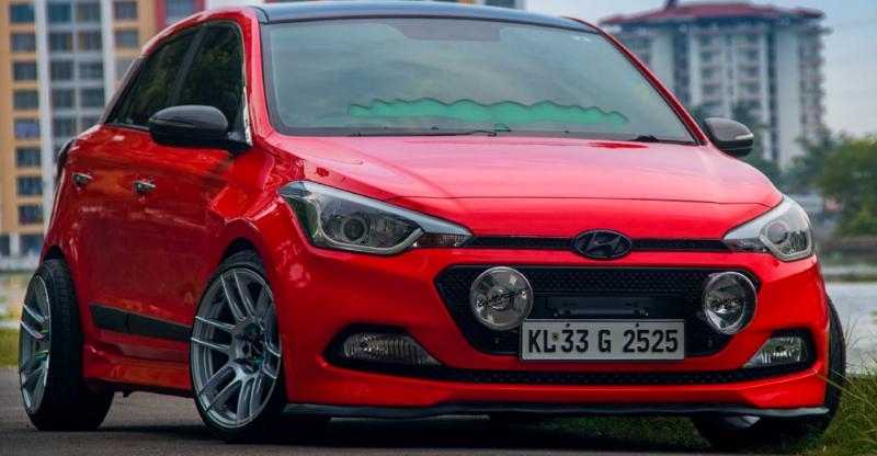 Car Roof Accessories >> Hyundai i20 Elite: 10 'crazy cool' modified examples from India
