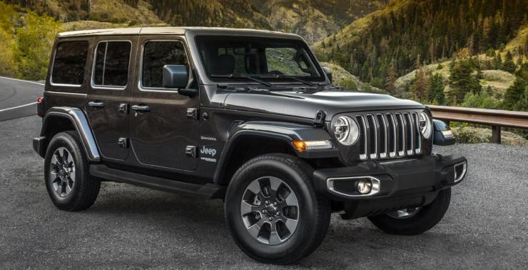 2018 jeep wrangler suv unveiled coming to india. Black Bedroom Furniture Sets. Home Design Ideas