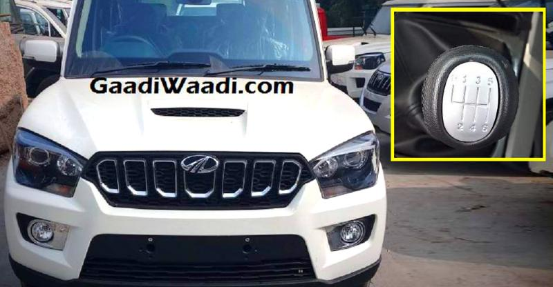 Mahindra Scorpio Facelift SUV fully REVEALED with Jeep Compass-like grille; Launch date announced