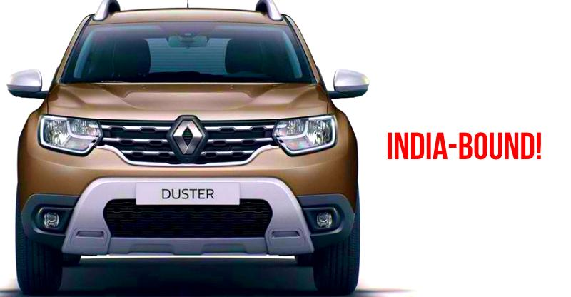 All-new 2018 Renault Duster compact SUV revealed, and it's India-bound