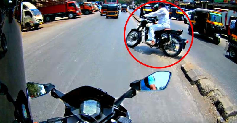 ABS saves lives! 5 times motorcycle ABS saved their riders from accidents in India [Video]
