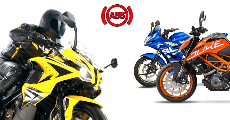 8 cheapest bikes in India with ABS; From TVS Apache to KTM Duke