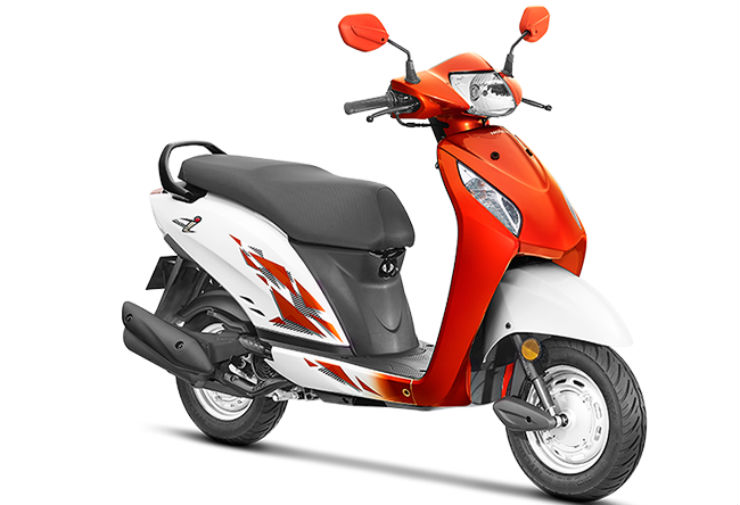 20 lakh Honda Activa automatic scooters sold in just 7 months!