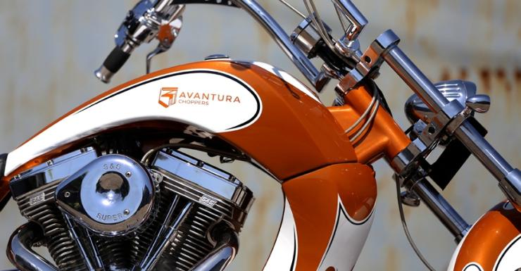 Avantura – the first India-made 2000 cc chopper motorcycle brand is here: Check it out